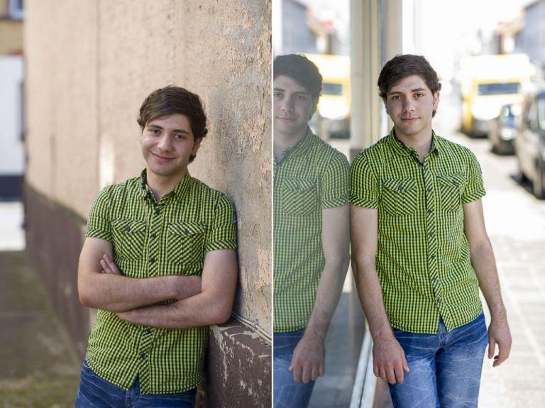 Porträtfotos in Mühlheim
