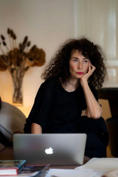 Porträt Schauspielerin Frankfurt